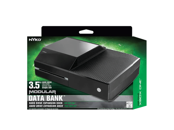 Data Bank For Xbox One Nyko Technologies