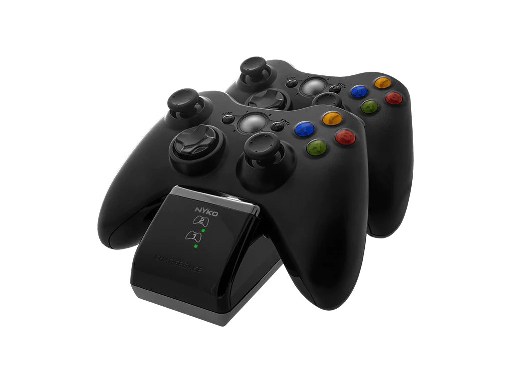 Charge Base S For Xbox 360 Nyko Technologies