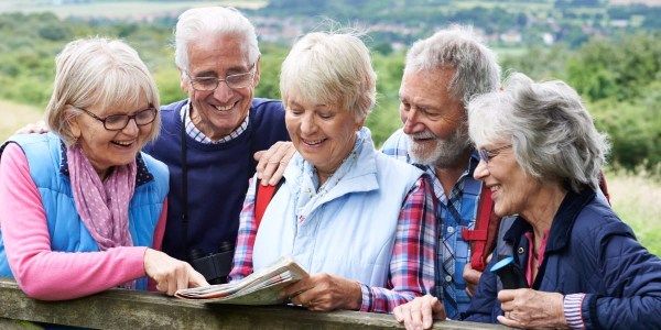 Elderly Group | www.pixshark.com - Images Galleries With A ...