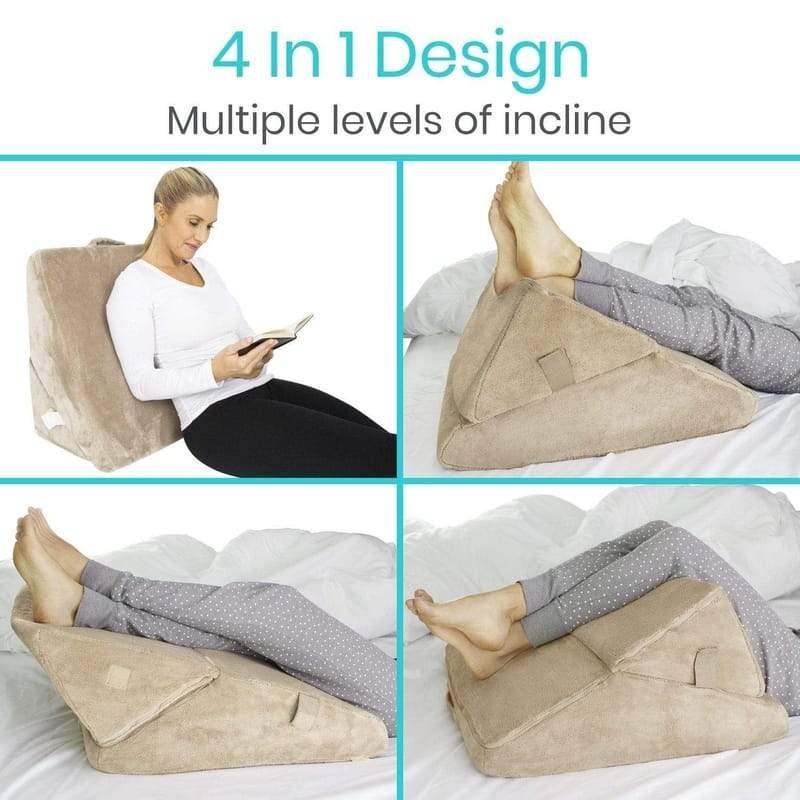bed wedge xtra comfort