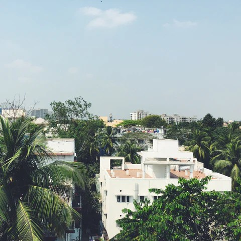 Chennai. Before visit to sewing centers