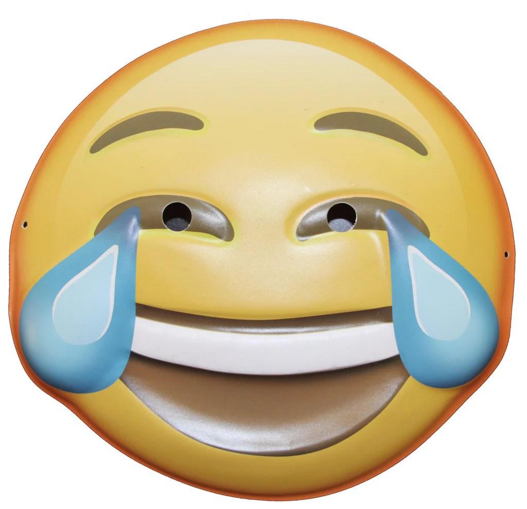 Laughing Hard Emoji Meme