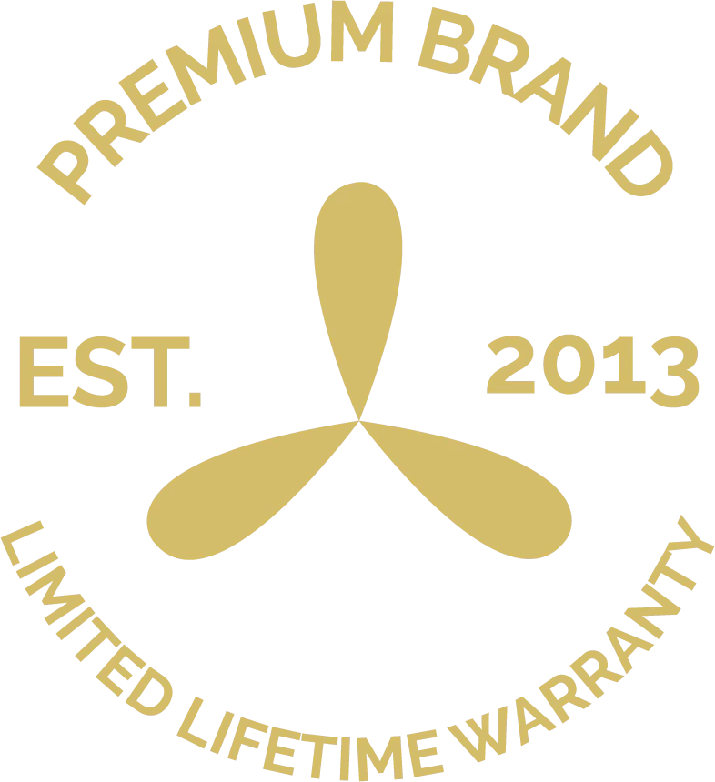 All Airvapes are Backed by Lifetime Warranty