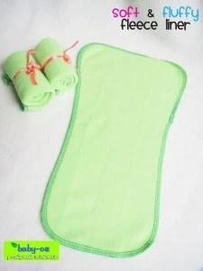 Baby Oz fleece liners