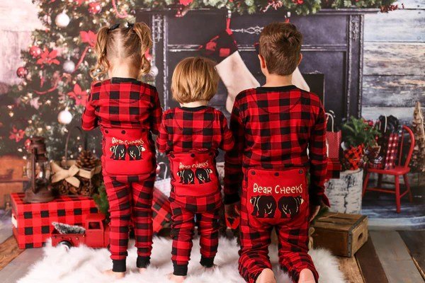 Buy Matching Christmas Pajamas For Kids Amp Whole Family