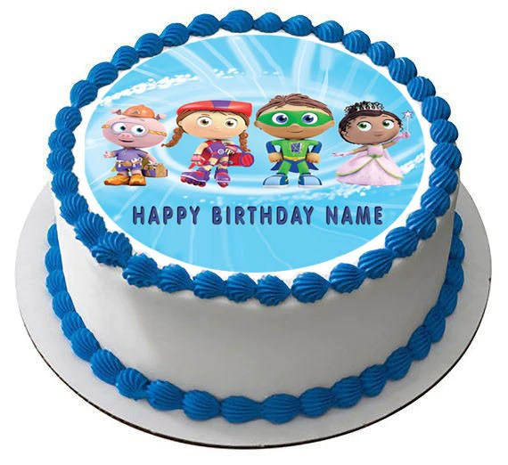 Happy Birthday Cake Write Name