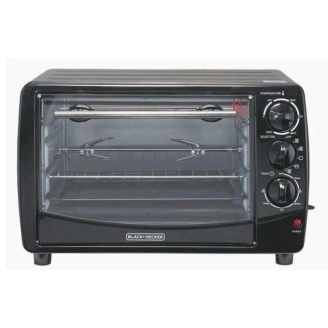black decker tr050 b5 electric oven