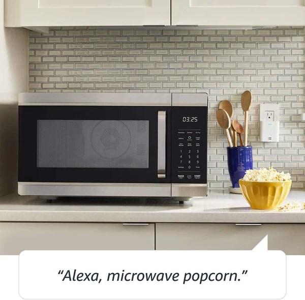 amazon smart oven with echo dot