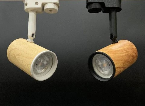 track lights gu10 fitting wood theme led bulbs and track sold separately with philips led