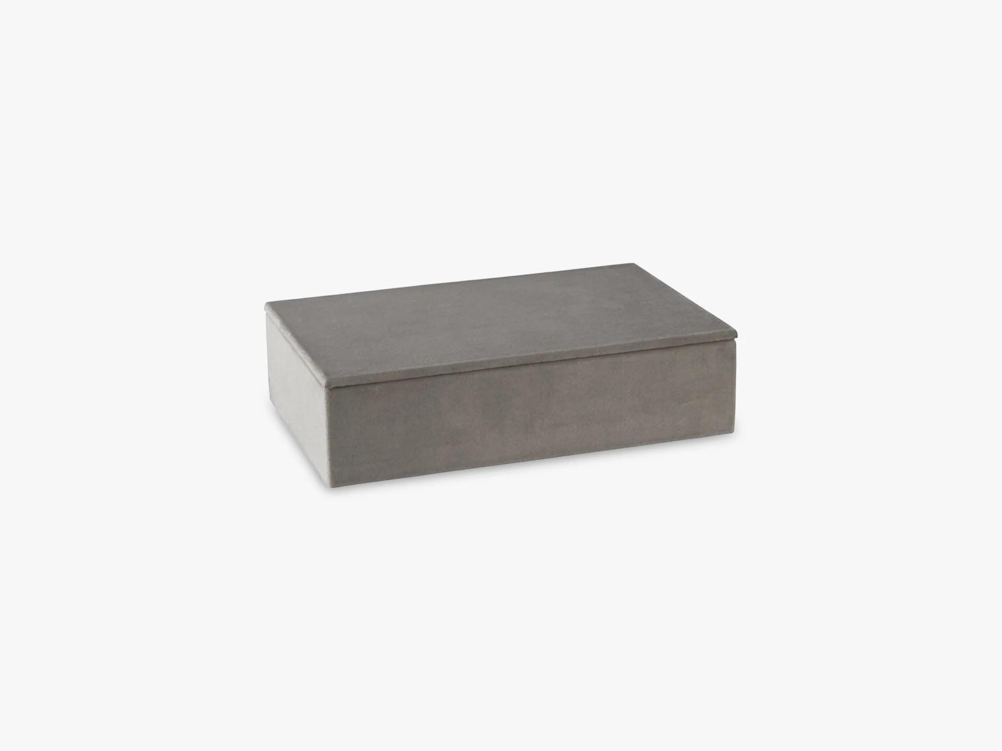 Soft Small Box Light Grey Opbevaring Fra Nter 549 Kr Gratis Fragt