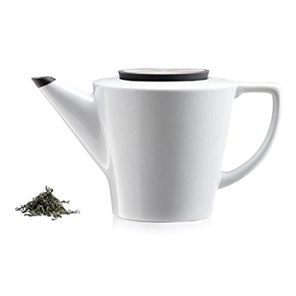Contemporary White Teapots