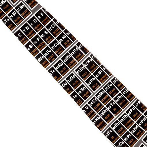 Periodic table tie periodic diagrams science periodic table tie present indicative urtaz Choice Image