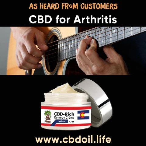 CBD for arthritis - Inflammation in our bodies is the root of many diseases and much discomfort, but recent studies suggest that it may actually end up being lethal.  C-reactive protein (CRP) is a protein that is naturally produced by the liver, but it increases during an acute inflammatory response.  This can be an indicator for inflammation in the body.  Non-psychoactive cannabinoids like CBD (Cannabidiol), CBC (Cannabichromene), CBG (Cannabigerol), and CBN (Cannabinol) may actually help the body's Endocannabinoid System (ECS) to fight off inflammation - leading to greater overall health, as well as improved quality of life.  See more research and news at www.cbdoil.life and @cbdhempoil