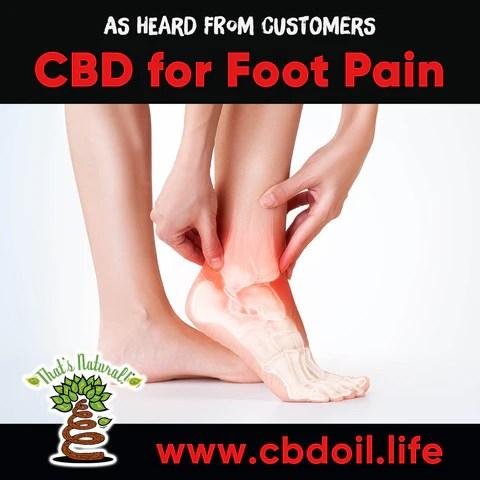 CBD for foot pain, best CBD for pain, most trusted CBD, best-rated CBD, best CBD brand for arthritis, best CBD brand for pain relief, That's Natural, Thats Natural CBD, Herb Bar Austin Texas, www.cbdoil.life, cbdoil.life, thatsnatural.info