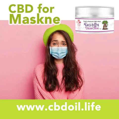 CBD for maskne - CBD face cream, CBD face lotion - CBD for maskne, MASKNE, cbd for acne caused by face masks, CBD for breakouts, CBD for maskne - Entourage Effect - That's Natural full spectrum CBD oil products with cannabinoids and terpenes - experience the entourage effect with Thats Natural CBD Oil, legal hemp CBD, hemp legal in all 50 States, CBD, CBDA, CBC, CBG, CBN, Cannabidiol, Cannabidiolic Acid, Cannabichromene, Cannabigerol, Cannabinol; beta-myrcene, linalool, d-limonene, alpha-pinene, humulene, beta-caryophyllene - find at cbdoil.life and www.cbdoil.life