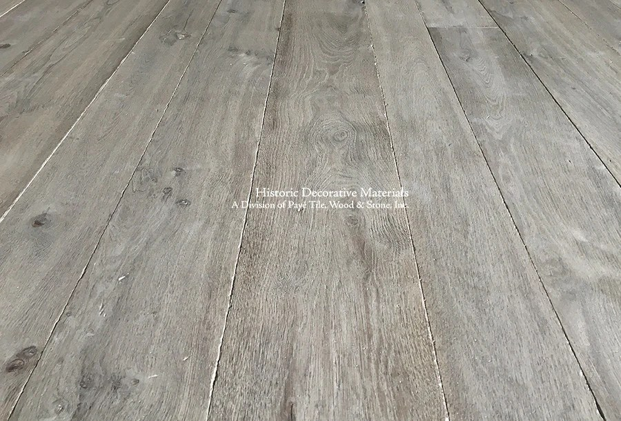 antique and aged french oak flooring