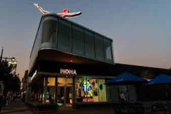 los angeles events MONA Museum of Neon Art
