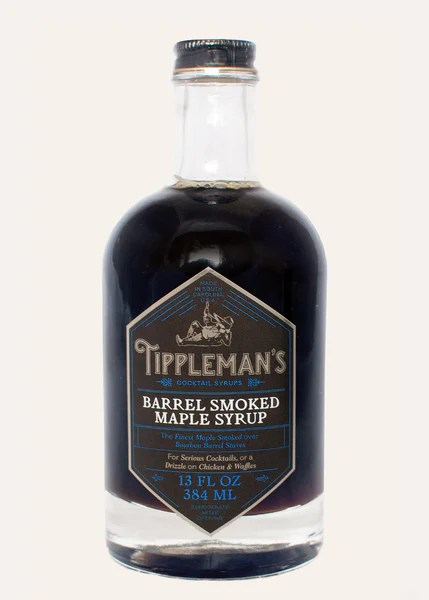 Syrup Wisconsin Barrel Bourbon Maple