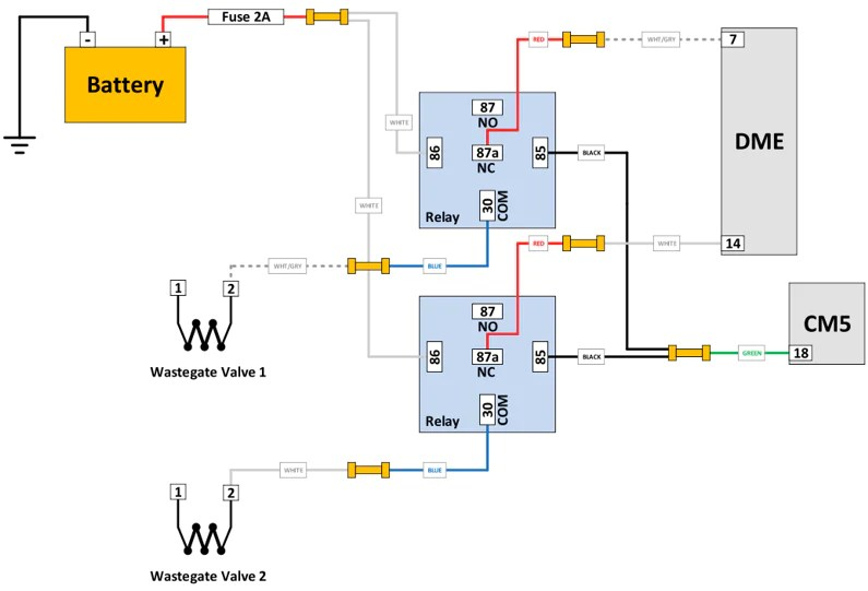 Boost Cut Strategy for the BMW N54 Engine – Torqbyte