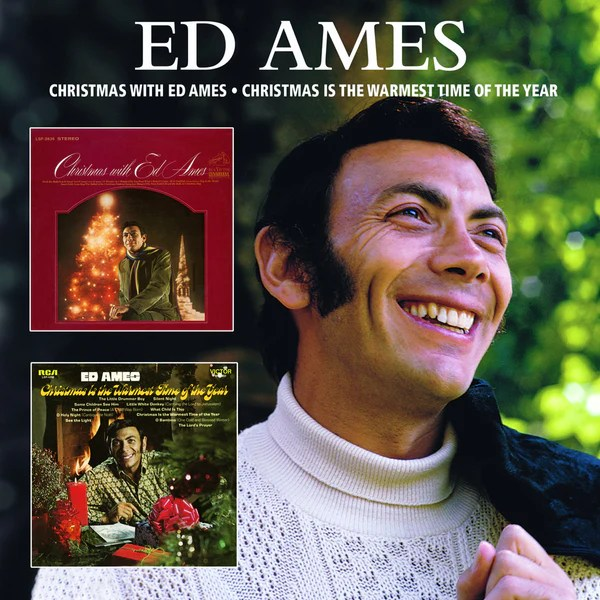 Ed Ames CD Real Gone Music