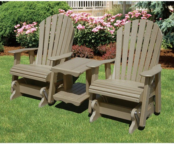 Plastic Outdoor Furniture Sets