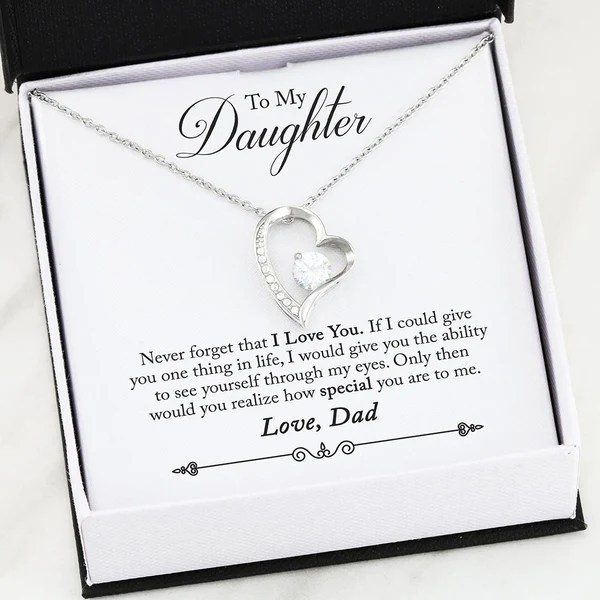 Download To My Daughter Never Forget That I Love You - Forever Love ...