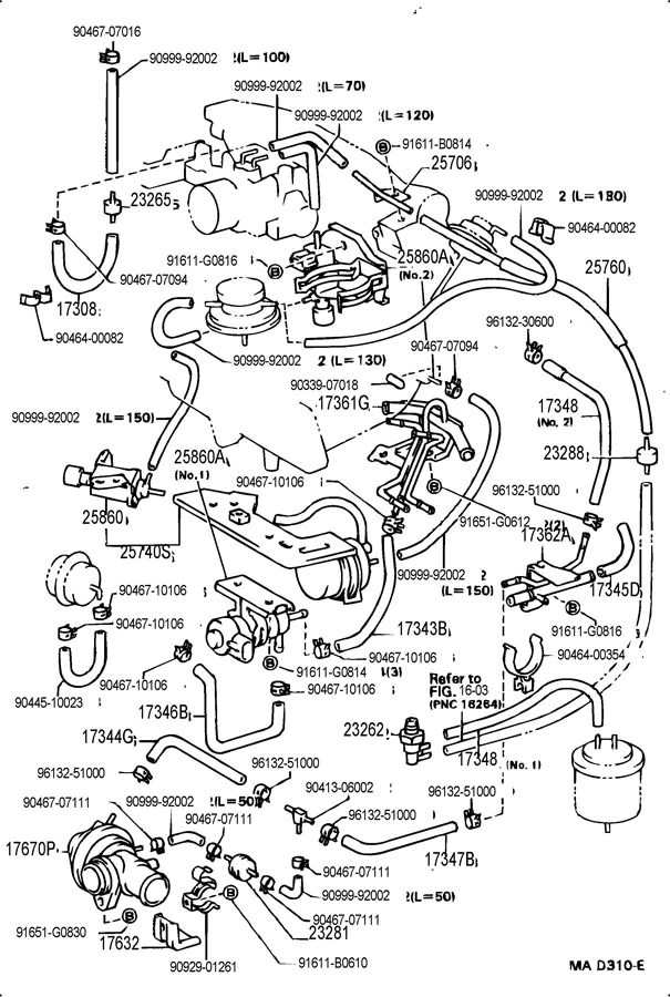 Part Diagrams IntakeFuelEmission System – Rat2 Motorsports