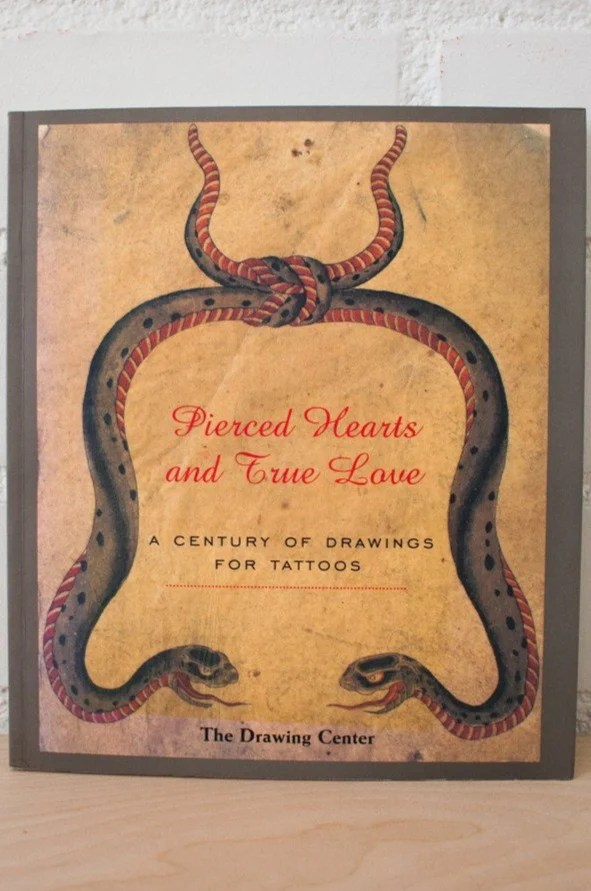 Pierced Hearts And True Love A Century Of Drawing For Tattoos