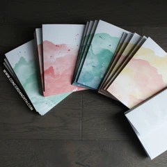 Happy Hues Card and Envelope Pack