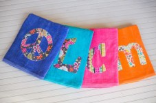 Image result for solley designs initial towel