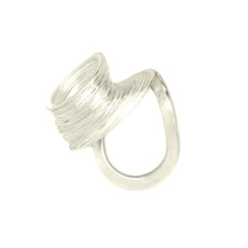 Twisted Layered Ring