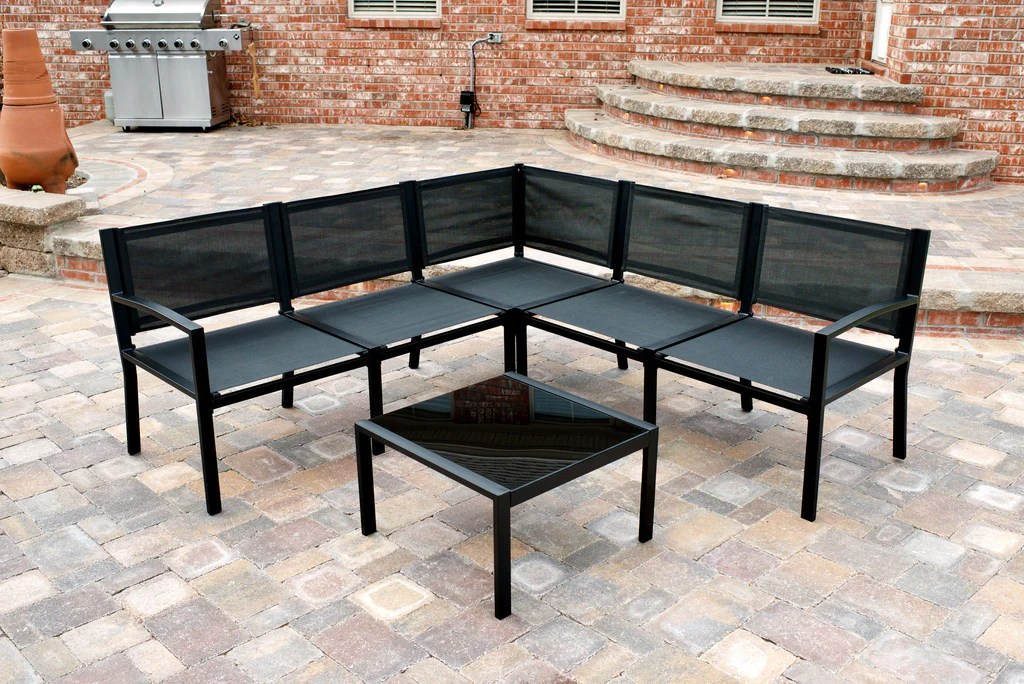 infinity expandable patio sectional
