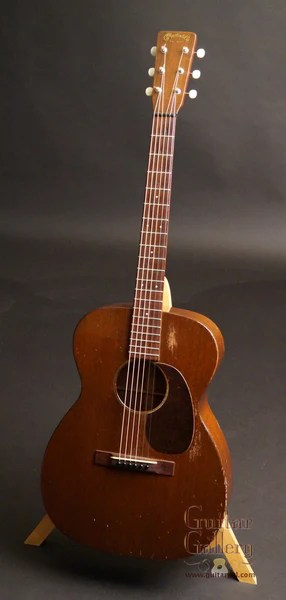 1950 Martin 00 17 Guitar Guitar Gallery