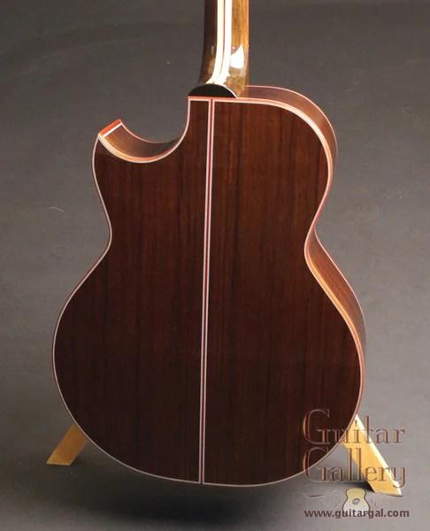 Charis SJ Guitar Guitar Gallery
