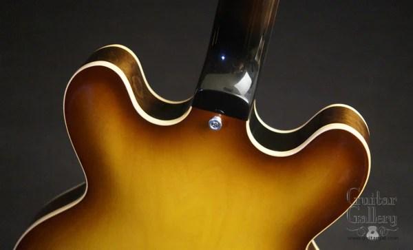 Gibson Larry Carlton Es 335 Guitar Guitar Gallery