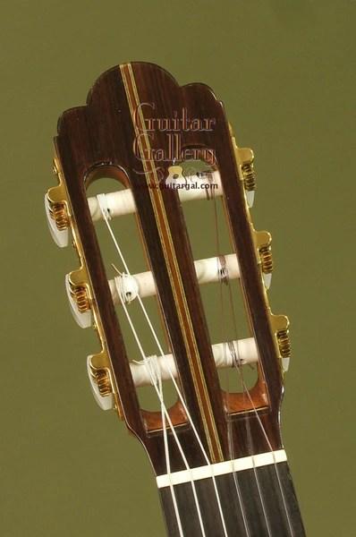 Hill Guitar Co Guitar Used French Polish La Curva