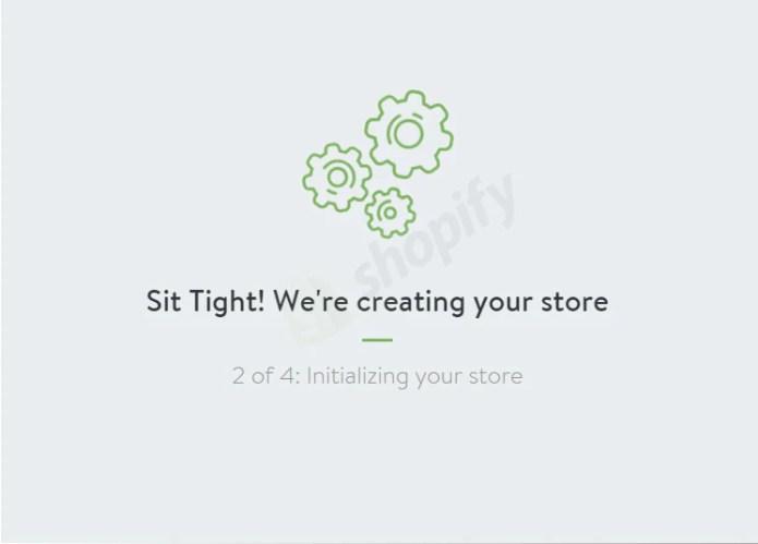 tạo website bán hàng trực tuyến cùng shopify