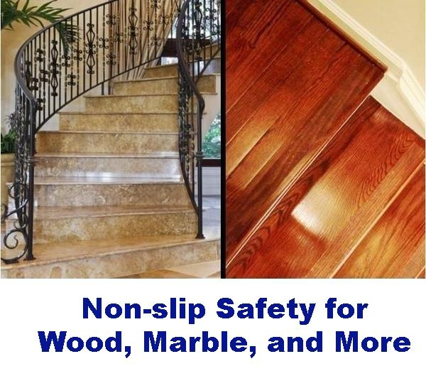 Non Slip Tape For Stairs Clear And Dog Friendly – No Slip Str*P | Outdoor Adhesive Stair Treads | Indoor Outdoor | Bullnose Carpet | Flooring | Carpet Stair | Tape Adhesive