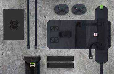 monkii bars 2 Tactical Kit