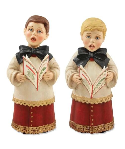 Choir Boys Figurines Bethany Lowe Christmas