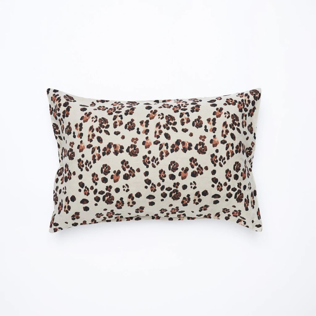 society of wanderers leopard print