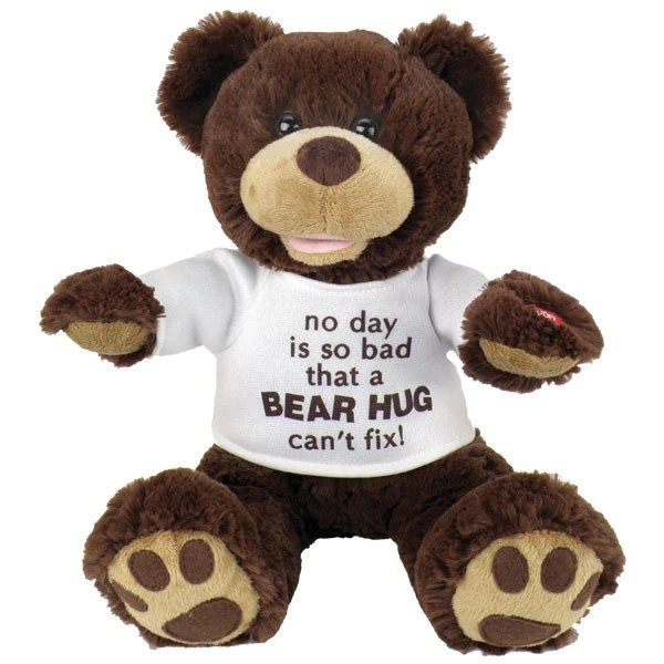 Huggy Bear The Most Amazing Teddy Bear Sings So You Had