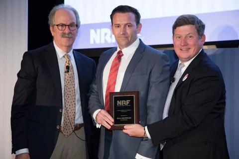 National Retail Federation America's Champion Award