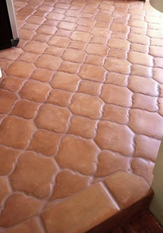 arabesque 2 spanish mission red floor