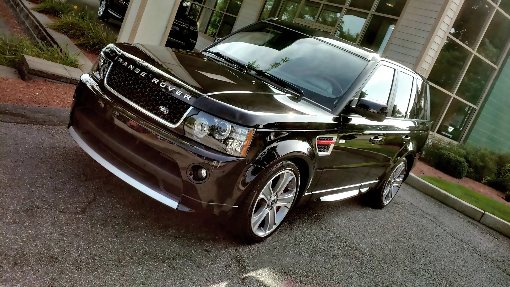 Range Rover Sport 4 2 V8 SuperCharged Sport Exhaust 2005 09