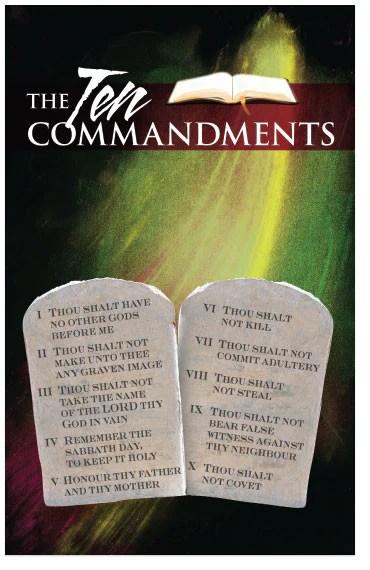 10 commandments # 74