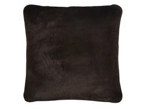 kravet aurore 20 pillow cover in dark brown