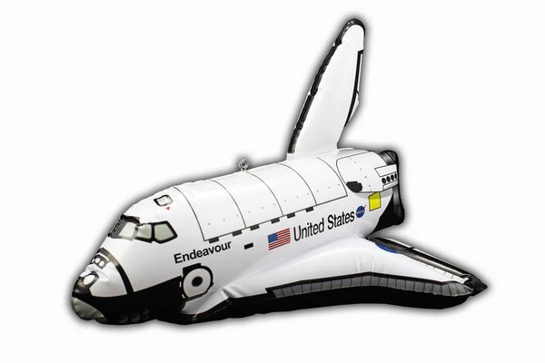 Endeavour Inflatable Orbiter – Space Shuttle Endeavour Store