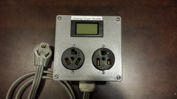 Dryer Buddy™ #9 30A 240v Splitter 5ft cable NEMA 1030