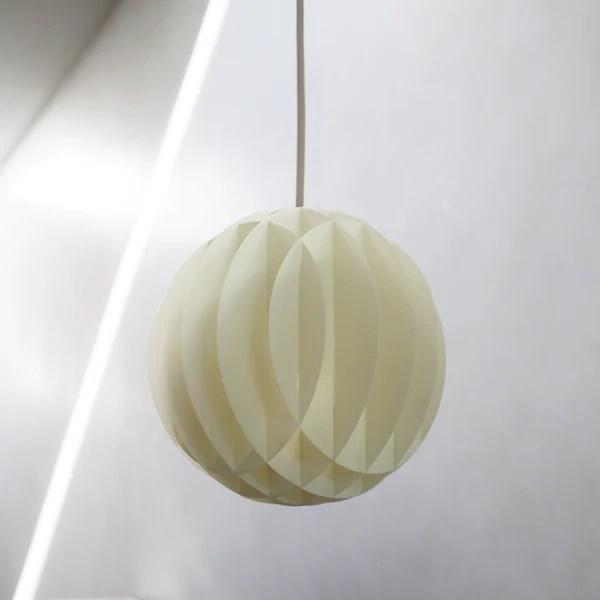 Grid Pendant Light
